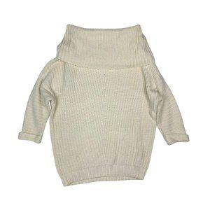 UMGEE Oversized Knit Turtleneck Sweater